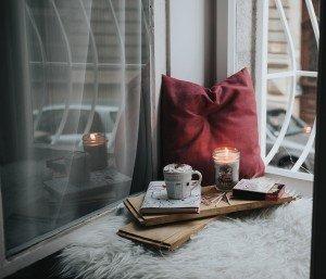 Isolation Calming Corner in Bedroom