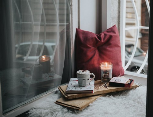 """Social Distancing Tips: Create a """"Calming Corner"""" at Home"""