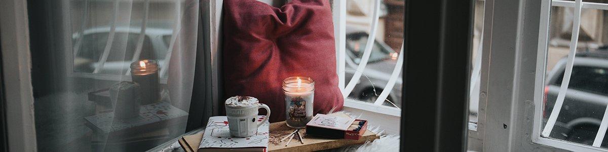 Calming Corner in Bedroom for Social Isolation